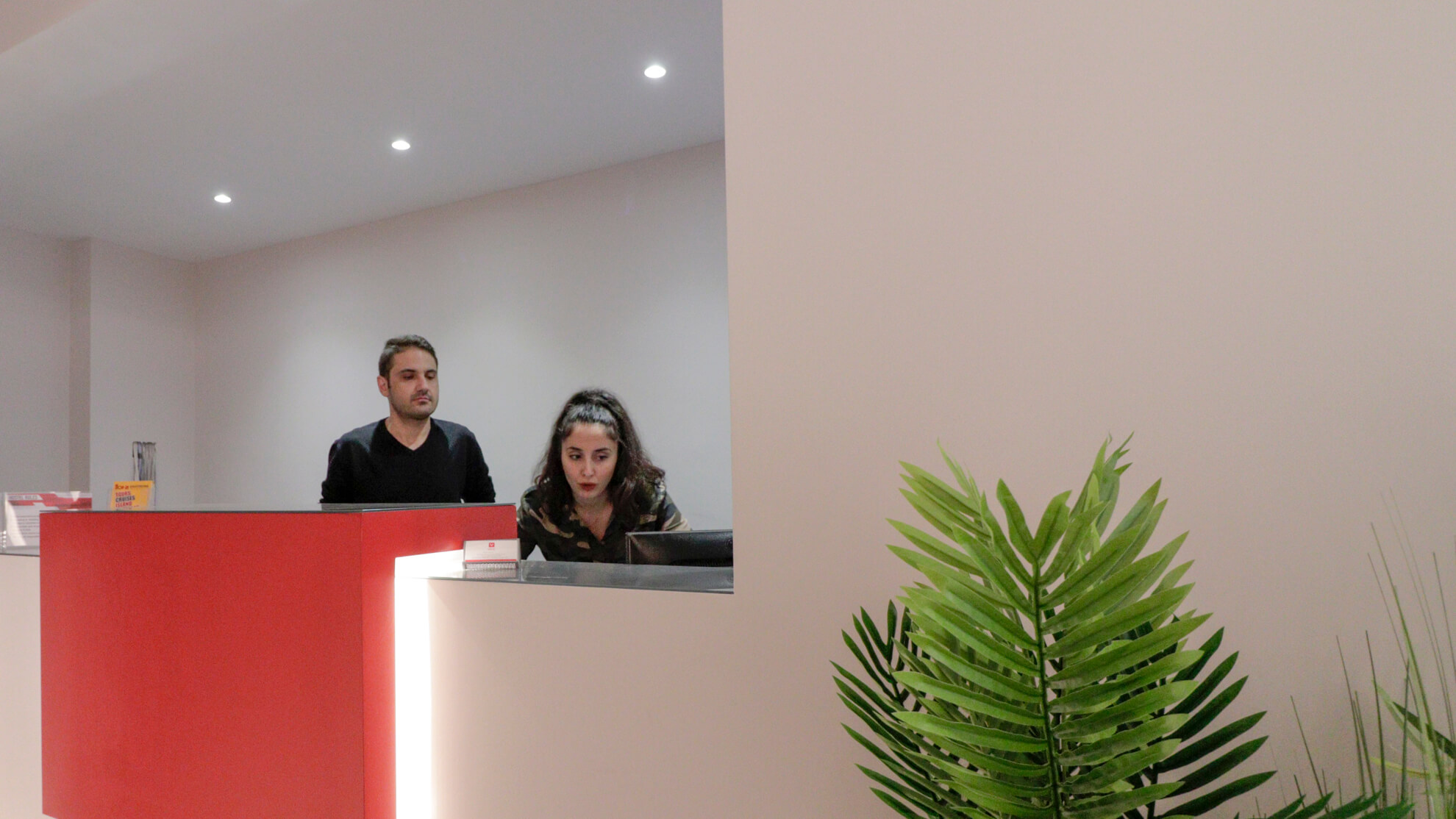 Our Front Desk is available 24/7 for our guest.